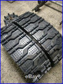 RARE Honda 42755-743-003 HS522 HS622 Snowblower Crawler Track Asm Robot Project