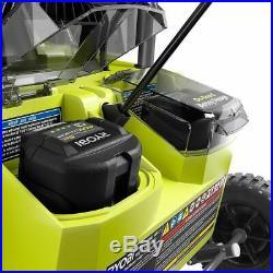 Ryobi 20 in. 40-Volt Brushless Cordless Snow Blower K01