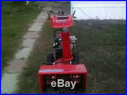 Simplicity 1226L (26) 250cc Two-Stage Snow Blower