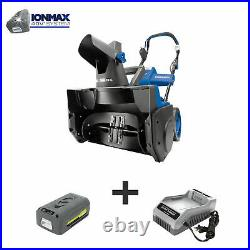 Snow Joe Cordless Snow Blower 18-Inch 40V Battery Included 90 Day Warranty