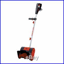 Snow Joe Cordless Snow Shovel 24-Volt 10-Inch 5-Ah Certified Refurbished