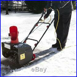 Snow Joe Electric Snow Thrower 18-Inch New