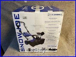 Snow Joe Pro iON18SB-PRO 40 Volt Cordless Electric Snow Thrower Removal Machine