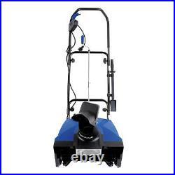 Snow Joe SJ623E Electric Single Stage Snow Thrower, 18-Inch, 15 Amp Headlight