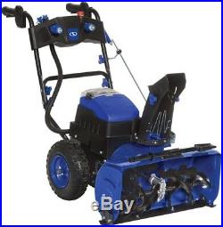Snow Joe Snow Blower Cordless Electric Self-Propelled Dual-Stage (2)Batteries