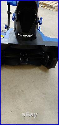 Snow Joe Ultra SJ625E 21-inch 15-amp Electric Thrower