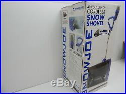 Snow Joe iON13SS 40V Cordless 13 Snow Shovel with Rechargeable Battery BOX DMG