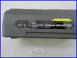 Snow Joe iON18SB-HYB 40V 4.0 Ah Hybrid Cordless or Electric Snow Blower