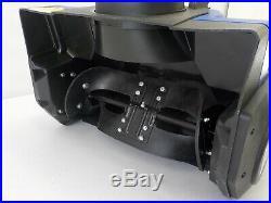 Snow Joe iON18SB-HYB 40V 4.0 Ah Hybrid or Electric Cordless Snow Blower, 18
