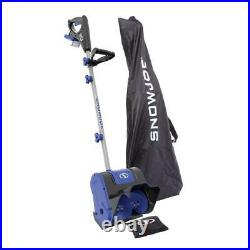 Snow Shovel Kit Cordless Electric Outdoor 10 in. 24-Volt Battery Charger Cover