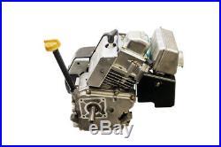 Tecumseh Engine-ASM 5.5hp Stepped Shaft Muffler, No Fuel Tank OH195SA-72554-34