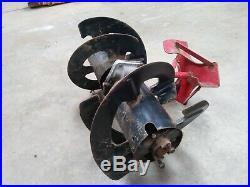 Toro 21 Snowblower Snow blower Auger / Impeller Shaft Gearbox Assembly