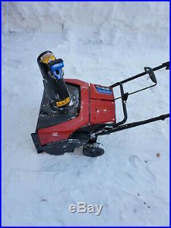 Toro Power Clear 21 60V Li-Ion Cordless Snow Blower 39901