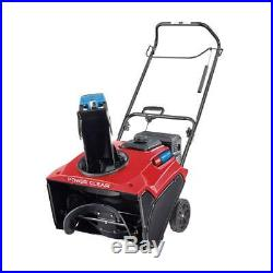 Toro Power Clear 721 R 21 in. 212 cc Single-Stage Self Propelled Gas Snow Blower