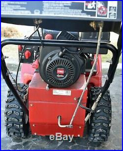 Toro Power Max 826 LE snow thrower, gas powered