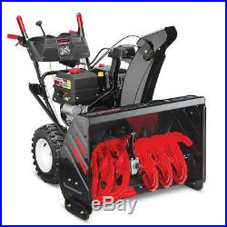 Troy-Bilt Arctic Storm 34 Inch XP Electric Start Two-Stage Gas Snow Blower