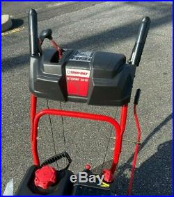 Troy-Bilt Storm 2410 24 208cc Electric Snow Blower Local Pick Up Only