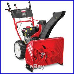 Troy-Bilt Storm 2460 24 in. 2-Stage Snow Thrower 31AM6BO2766 new