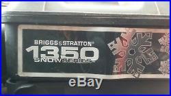 Troy-Bilt Storm 3090 30 2-Stage Snowblower Snow Blower Chicagoland. SEE VIDEO