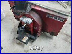 Used Honda Snowblower 42 Front Two Stage Model SB800 / SB752A for RT5000