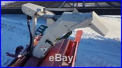 Ventrac KX523 Snow Blower Attachment