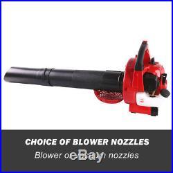 X-BULL 26cc Gasoline Leaf Blower Powered Vacuum Handheld Commercial Yard Outdoor