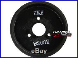 Yamaha Ys624 Ys828 624 828 Snowblower Friction Drive Disk Wheel 7kf-46345-00-00